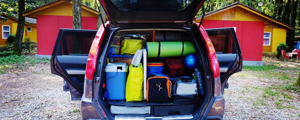 Solid Reasons To Carry Camping Supplies In Your Car