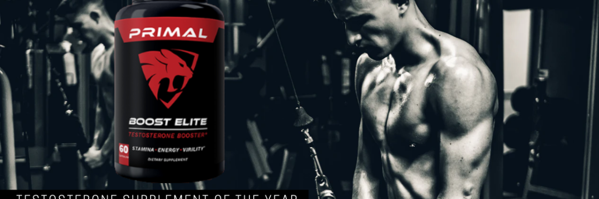 Primal Boost Elite: Amazing Supplement To Naturally Increase Testosterone